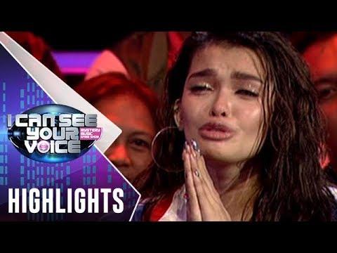 I Can see Your Voice PH: Bakit kaya naging emosyonal si KZ sa I Can See Your Voice?