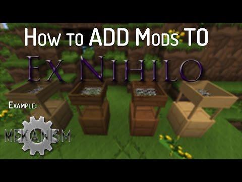1 10 2 Ex Nihilo Adscensio Mod Download Minecraft Forum