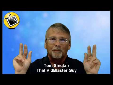 That VidBlaster Guy! - LIVE - Football Show - Instant Replay & Scoreboards