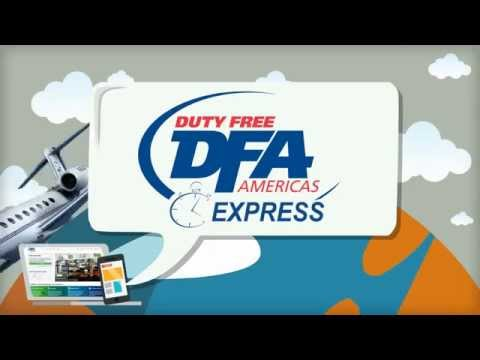 What is Duty Free Express?