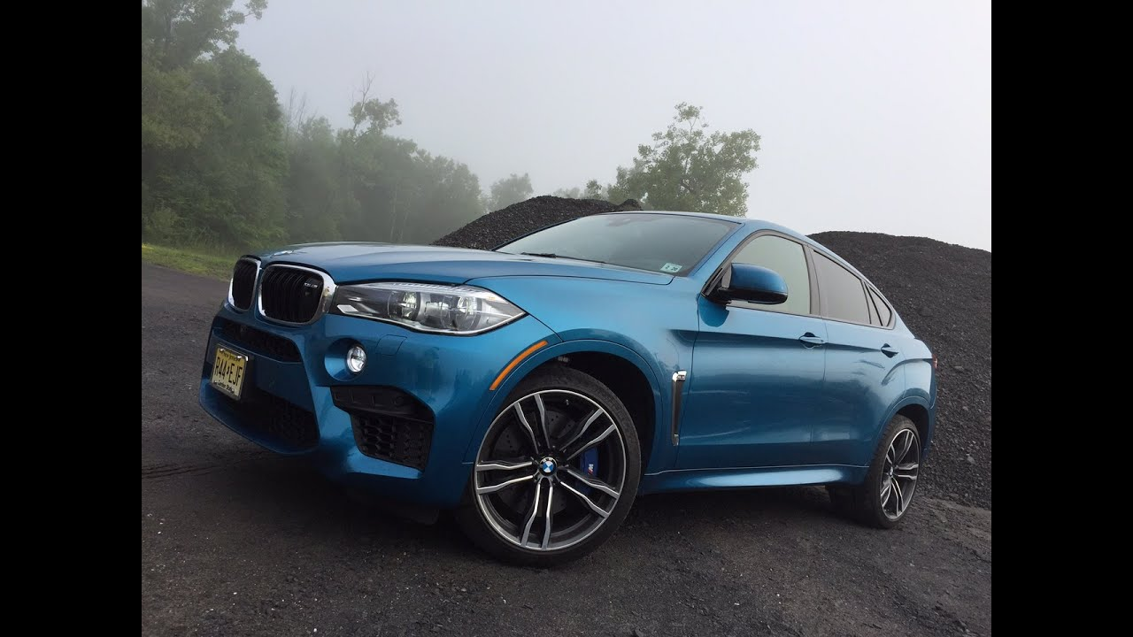 2015 Bmw X6 M Testdrivenow Com Review By Auto Critic