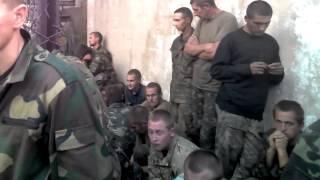 УКРАИНА НОВОСТИ СЕГОДНЯ Очень много пленных украинских военных находится на Донбассе