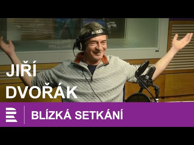 Jiří Dvořák o Luďku Munzarovi, o své dceři Anně, tanci, létání i divadlu
