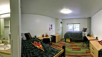 Asu Residence Halls Virtual Tour Youtube