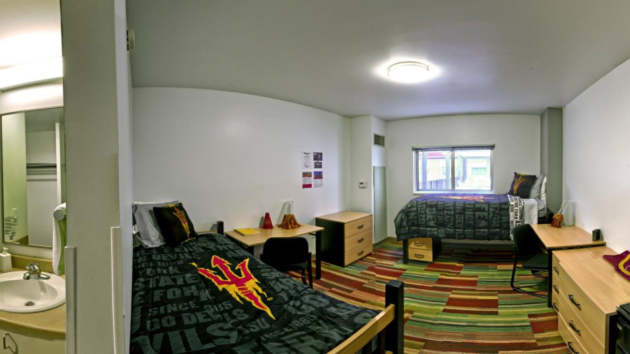 Asu Dorm Room Tour