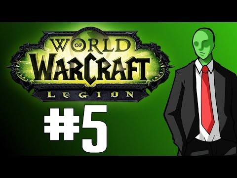 World Of Warcraft Legion #5 Khadgar