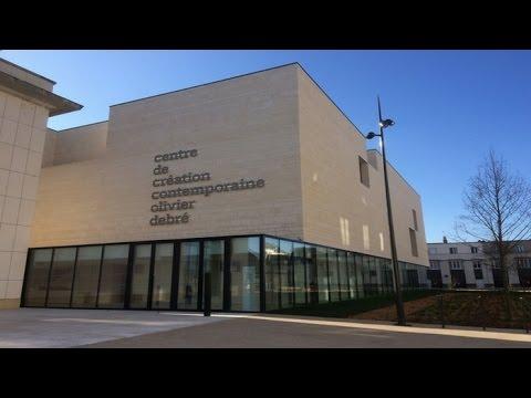 Emission spéciale : ouverture du Centre de création contemporaine Olivier Debré à Tours