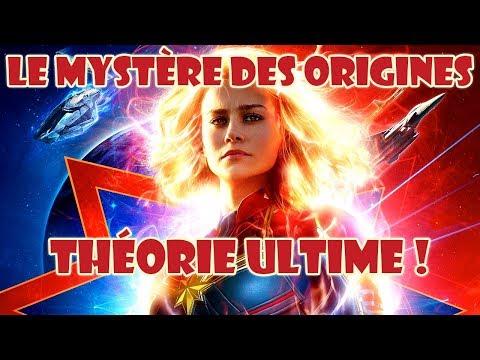 Captain Marvel : ses mystérieuses origines