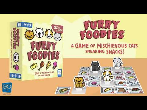 Furry Foodies - Video