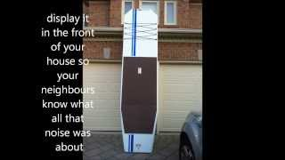 Building Your Own Stand Up Paddle Board (sup) (how To)