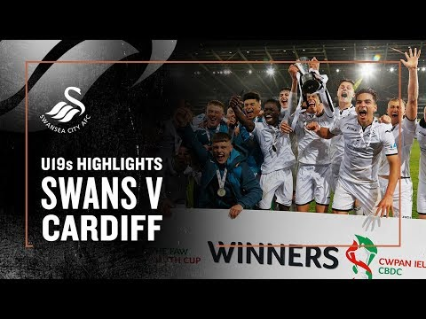 U19s Cup Final Highlights: Swans v Cardiff