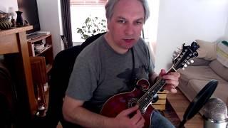 Strop The Razor (jig) on mandolin