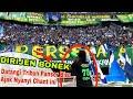 Dirijen Bonek Datangi Tribun Semarang Fans di GBT dan Ajak Nyanyikan Chant ini | Persebaya vs PSIS