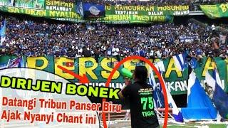 Download lagu Dirijen Bonek Datangi Tribun Semarang Fans di GBT dan Ajak Nyanyikan Chant ini Persebaya vs PSIS MP3