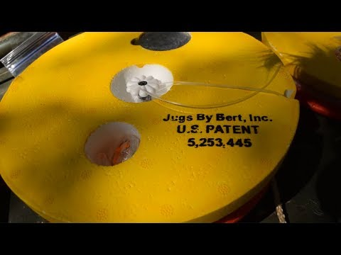 Jugs By Bert, Inc. | Unboxing | Jug Fishing Setup