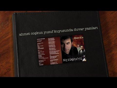 Ahmet Coşkun - Yusuf Kuyusunda Duvar Yazıları