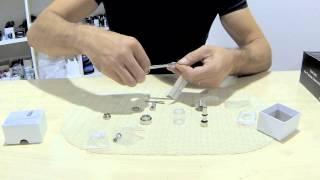 [Xvapor] Presentazione e rigenerazione atomizzatore Nautilus