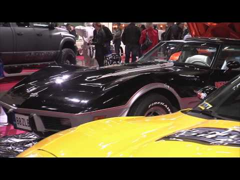 American Car Show Helsinki, FN