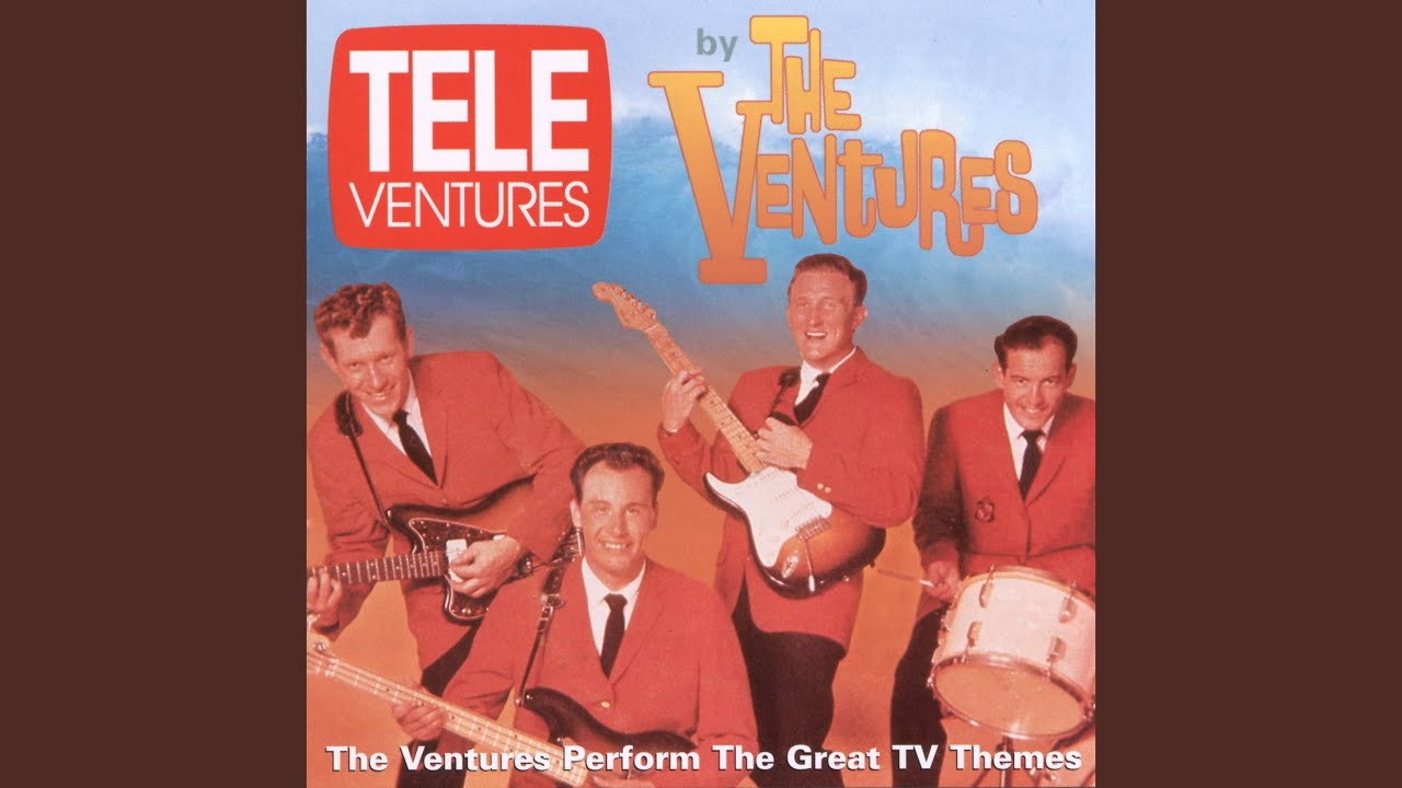 """Thème de Nadia"" Une version semi-rock de ""The Ventures"" 