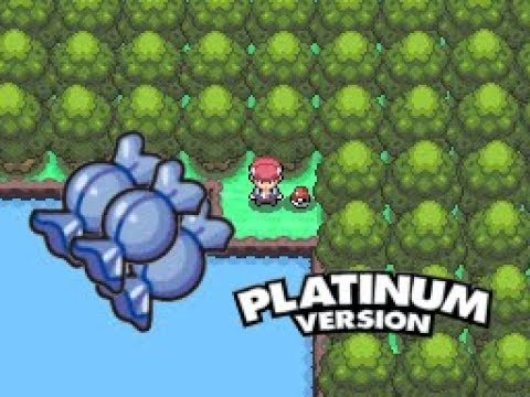 How To Find All The 30 Rare Candies In Pokemon Platinum Part 1/2