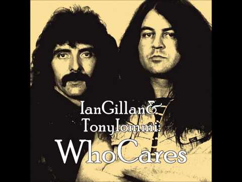 Ian Gillan&Tony Iommi - Don't Hold Me Back