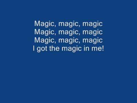magic- B.o.B w/lyrics
