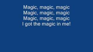 magic- B.o.B w/lyrics