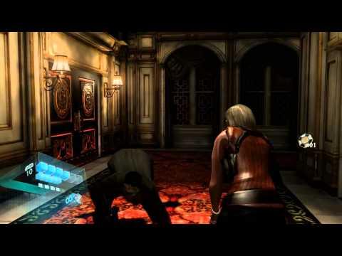 Resident Evil 6 - Ashley Graham Mod ( chapter 3 )