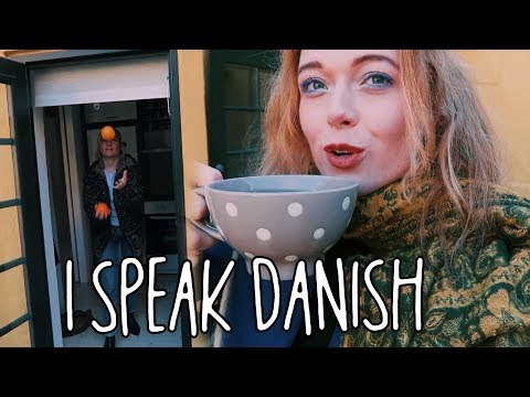 I speak danish   2.0