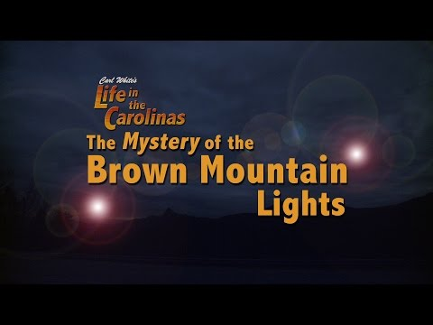 The Mystery of the Brown Mountain Lights Episode