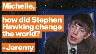 What Stephen Hawking would have discovered if he lived longer   NASA