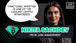Nikita Sachdev - Crypto Model, Fractional investing, Tokenize celebrities