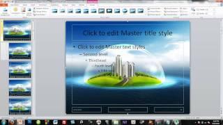 Comment faire vos propres Thèmes PowerPoint