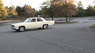Plymouth Valiant Drive By