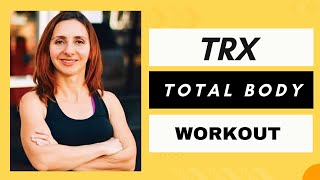 Short TRX Full Body Workout