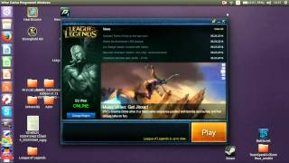 How to install League of Legends on Ubuntu