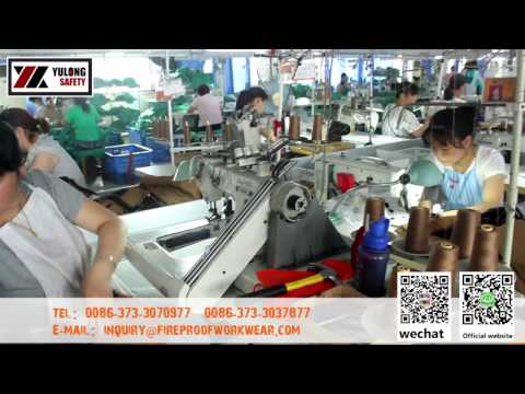 [Official Video]world-class safety clothing manufacturer