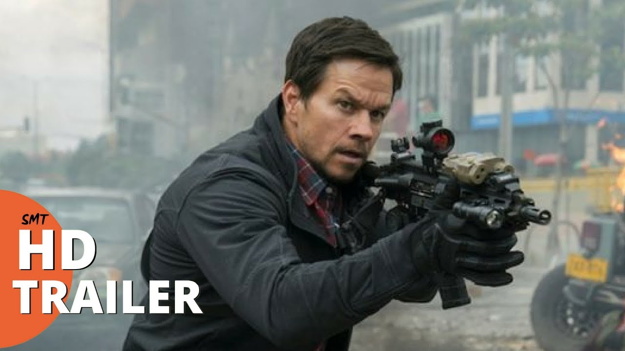 Mile 22 (2018) Red Band Trailer #1 HD