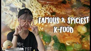 Download lagu FAMOUS & SPICIEST K-FOOD #09