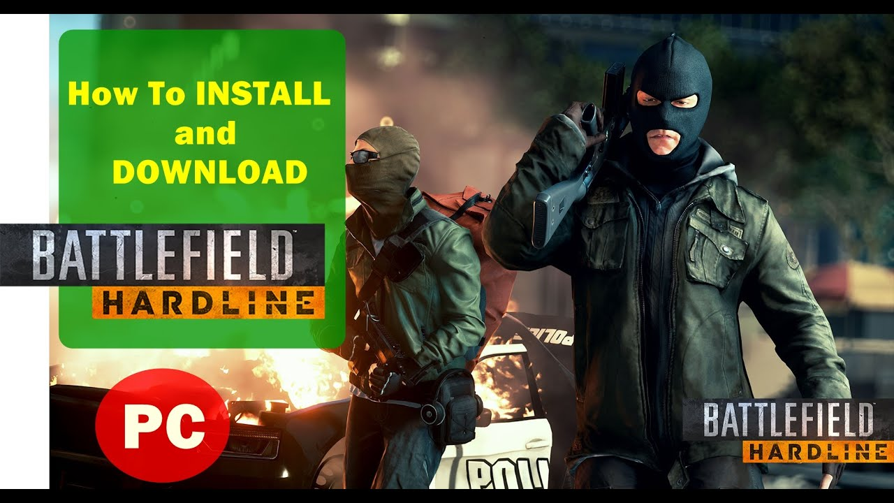 how to download and install battlefield 4 pc