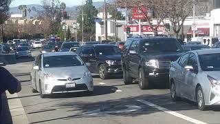 LAPD SWAT Responding Part 1