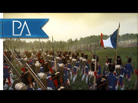 INTENSE JUNGLE BATTLE - Napoleon Total War Gameplay
