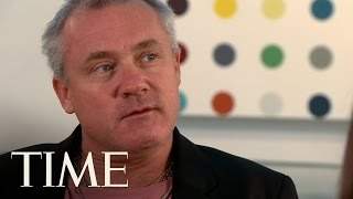 Damien Hirst | 10 Questions | TIME