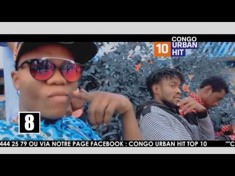 TOP 10 CONGO BRAZZA URBAIN HIT DU 22 SEPTEMBRE 2016