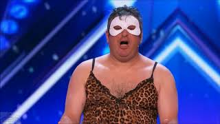 America's Got Talent 2017 Funny Auditions