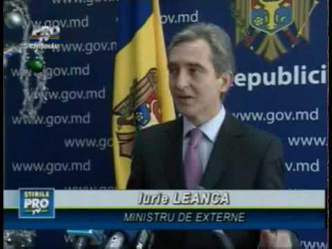 Moldova va deschide o Ambasada in Spania.flv
