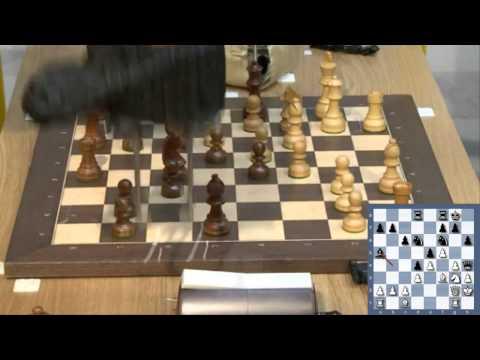 Human Beats Chess Computer!