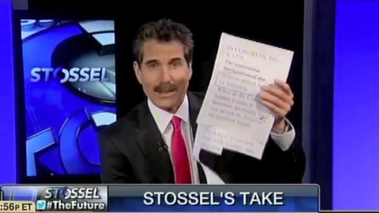 john stossel website