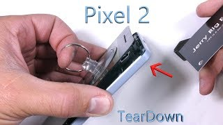 Pixel 2 Teardown! - Its actually kinda cool... by : JerryRigEverything