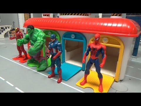 Download Spider-Man Hulk, Headquarters dispatch! 스파이더맨 헐크, 본부 출동!